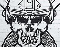 SOG Skull