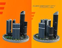Dubai Cartoon City