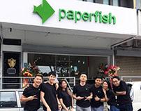 Paperfish at TTDI