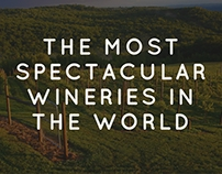 The Most Spectacular Wineries In The World