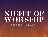 Night Of Worship 2016