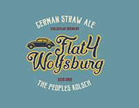 Branding | Flat4 Wolfsburg