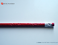 Forte Pharma. PRINT/AD