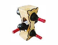 URI - Wine Rack & Packaging