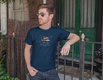 Camiseta ninjaDeveloper