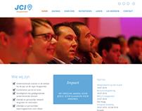 JCI Haaglanden WordPress website development