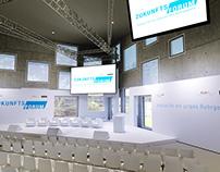 RAG Stiftung Zukunfts Forum 2016 / Sanaa Gebäude Essen