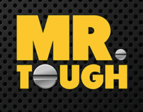 MR TOUGH BRANDING AND PACKAGING DESIGN