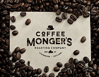 Coffee Monger's Roasting Company - England