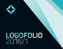 Selected logos and visual identities 2016 vol.1
