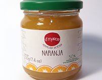 Mermelada D'Marco - Propuesta de empaque