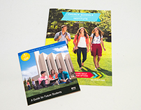 CES Admissions Folder and Brochure