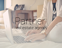 Web catalog real estate agency