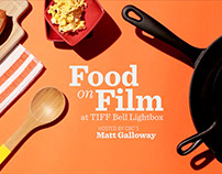 Food on Film Campaign