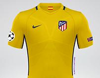 Atlético de Madrid 17/18 Kits