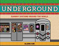Underground x Uijung Kim