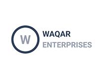 Logo For Waqar Enterprises