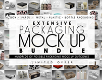 Limited Offer 93% Off - Extensive Packaging Mock Ups