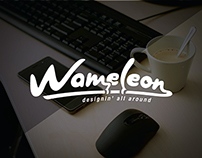 Wameleon | Re-Branding