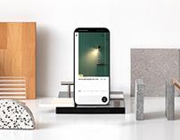 Apartmentary PC & Mobile Web UX/UI eXperience Design