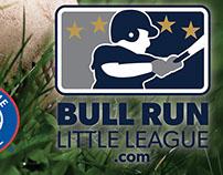 Bull Run Little League Full Page News Ads