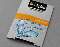 Akplas Sulama Sistem Ürün Kataloğu ' 2015