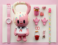 pink kettleboy