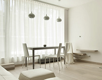 Jurmas private apartment 3D visualization
