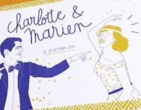 Illustration / Wedding