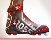 Nordic Skate Shoes Concept - 13'