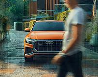 Audi Q8 HK