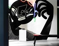 Ace & Tate — Shop Mural