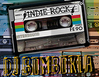 Dj Bomboklá | IndieRock | Posters & Facebook Highlight