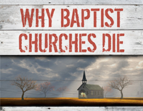 Cover - Why Baptist Churches Die