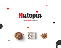 Nutopia - Re-Branding Proposal