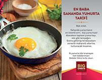 Big Chefs / Babalar Gününe Özel Menü
