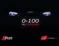 Audi R8 | Emailer