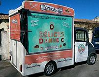 Food Truck Patisserie ambulante, Lunel, Loolye