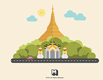 Minimalist Burma