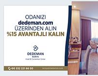 Dedeman Hotel / Megaboard