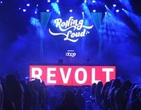 Rolling Loud Brand Design