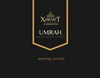 Хикмет Travel intro, Kazakhstan