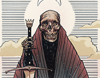 Tarot: King of Swords