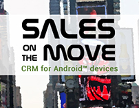 Sales on the Move CRM for Android™ powered devices