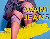 Editorial Avant Jeans
