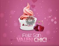 CHICBERRY SAN VALENTÍN