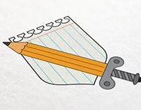 Shield & Sword Logo