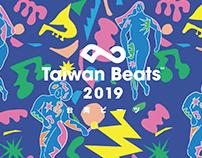 Taiwan Beats 2019|上野舞台視覺動態