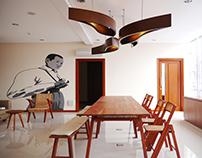 Kraton Jogja's Tepas Tandha Yekti office