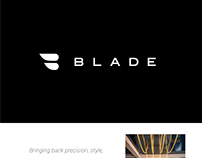 FlyBlade stickers